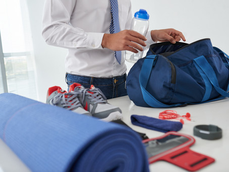 10 Gym Bag Must Haves
