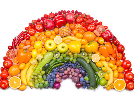 How To Boost Your Health By Eating From The Rainbow