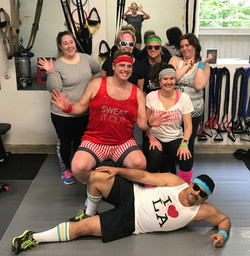 Small Group Fitness Classes