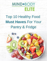 MBE Top 10 Healthy Foods For Your Fridge