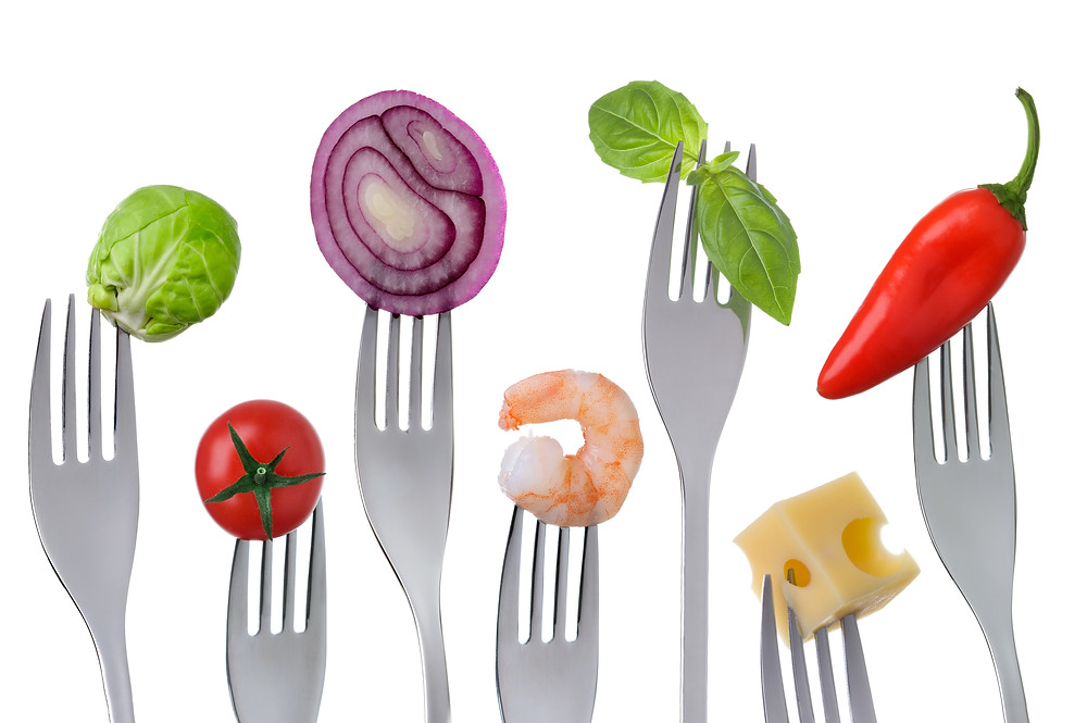 how to create healthy portions for weight loss