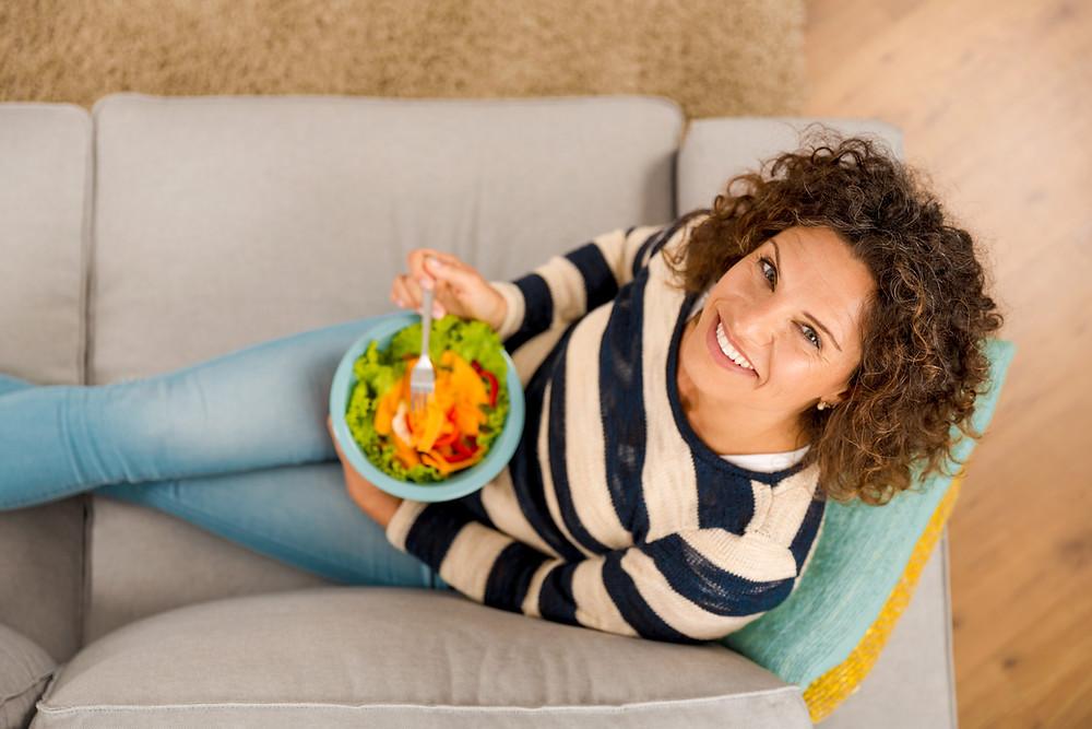 7 simple ways to eat healthier