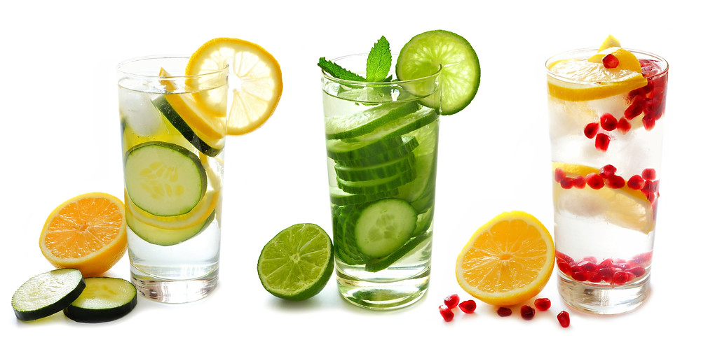 flavor infused water recipes