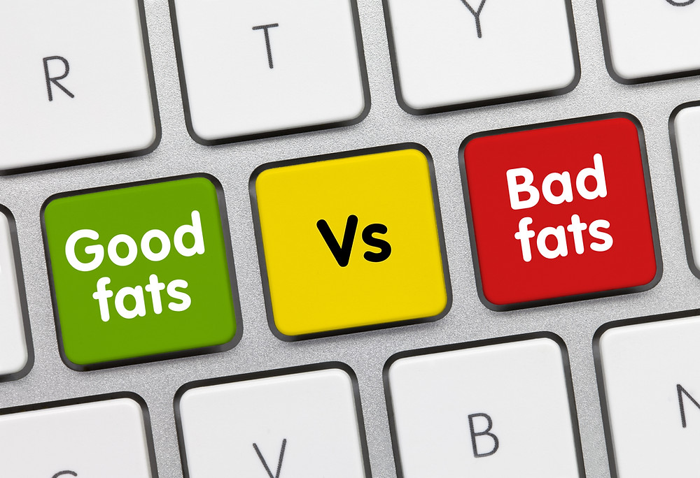 Good vs. bad fat