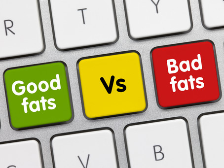 The Facts About Fat