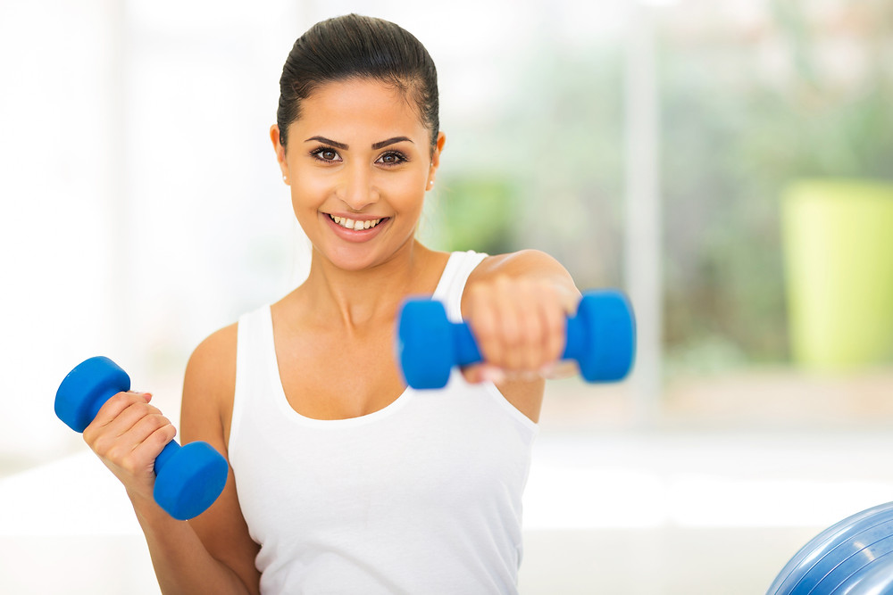dumbbells for at home for at home fitness