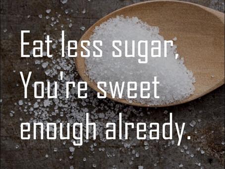 10 Simple Ways To Eat Less Sugar