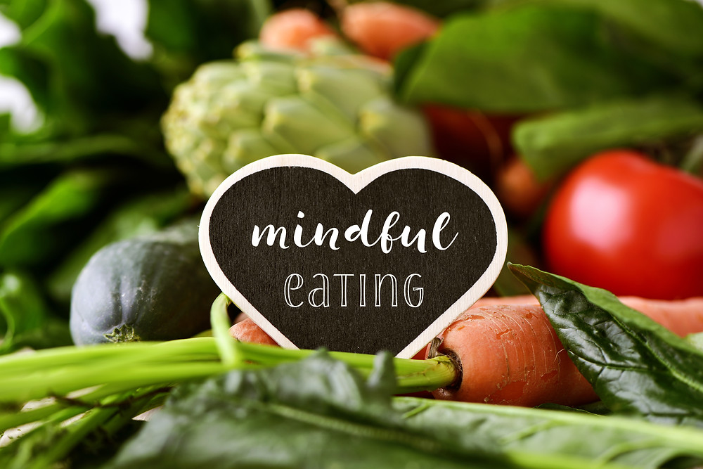 eat mindfully to eat healthier