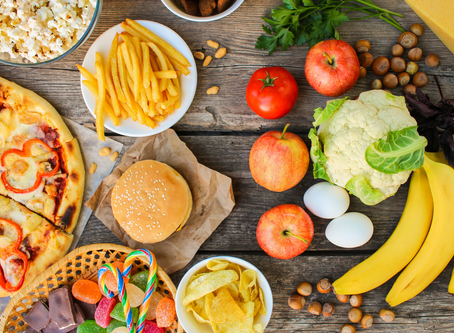 From Junk Food To Whole Food: How To Make Changes That Will Stick