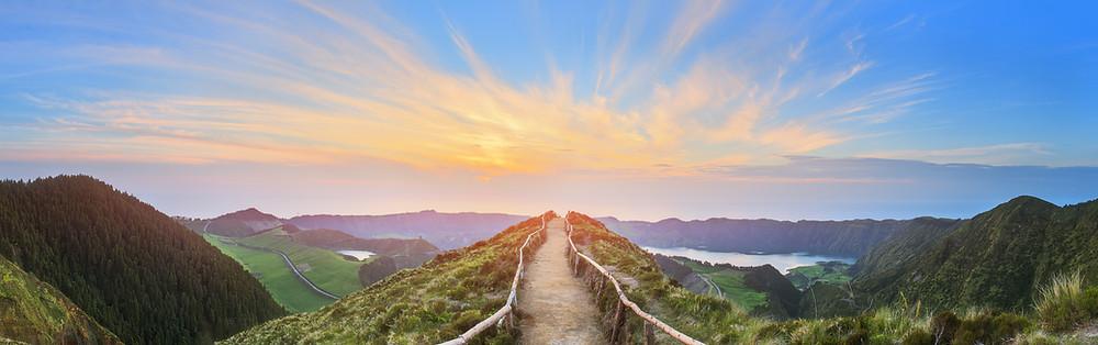 peaks and valleys of healthy living