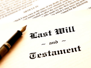 North Carolina Estate Planning: Wills