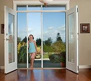 Window screens, Door screens