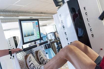 Fitnesstraining im Fitnessstudio in Marktheidenfeld