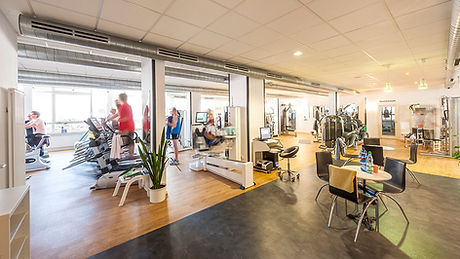 Physiotherapie, Fitnesstraining