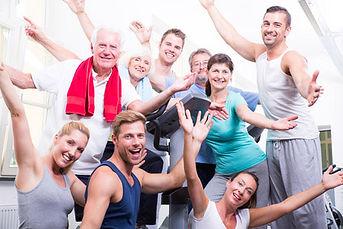 Fitnessstudio in Marktheidenfeld
