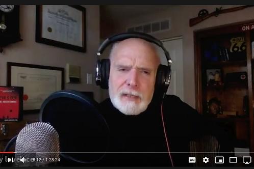 Terry Lovelace - Experiencer (1 hr 28 min)