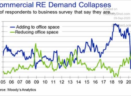 An Uneven Asset Class Recovery - CRE
