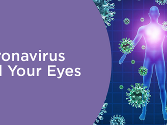 CORONAVIRUS AND YOUR EYES: Your Retina Specialist will treat urgent/emergency eye issues
