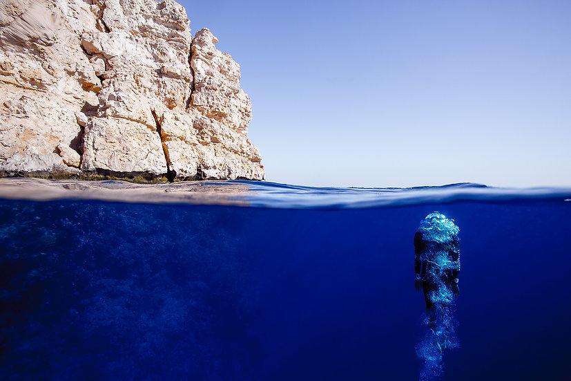Freediver #1 - Red Sea
