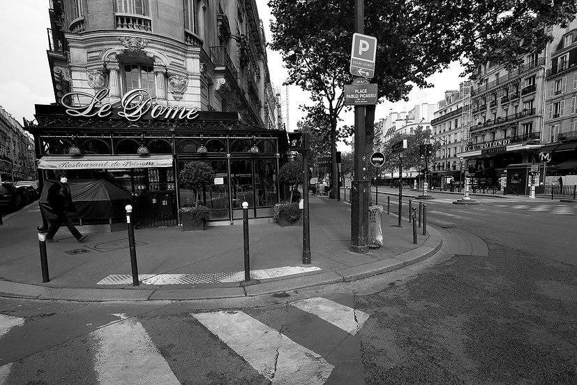 Le Dôme - Montparnasse
