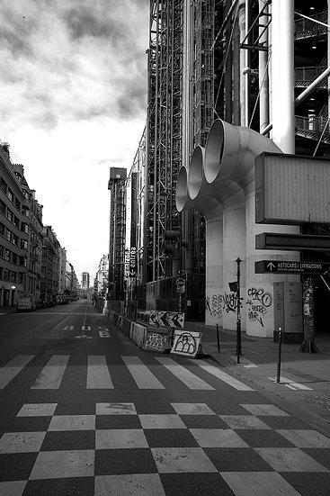 Rue Beaubourg #2