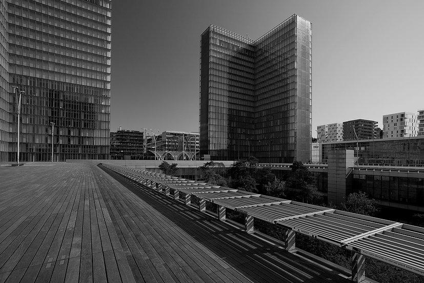 Bibliothèque François Mitterrand #2