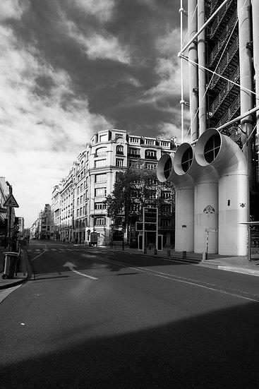 Rue Beaubourg #1