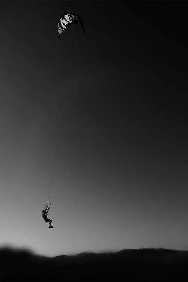 Kite Surfer - Atlantique