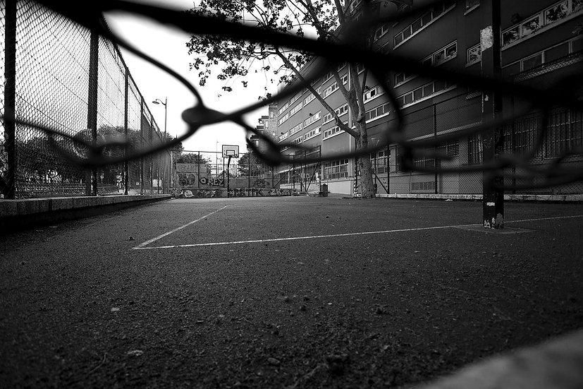 Street Basket - Canal St Martin