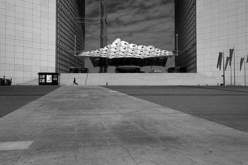 La Grande Arche - La Défense