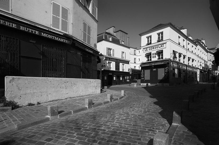 Montmartre - Le Consulat