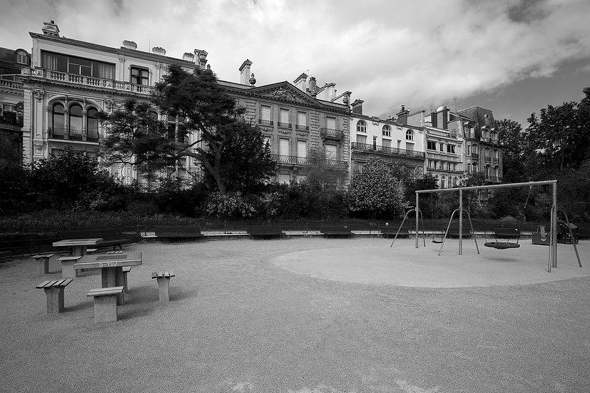 Jeux d'enfants - Parc Monceau