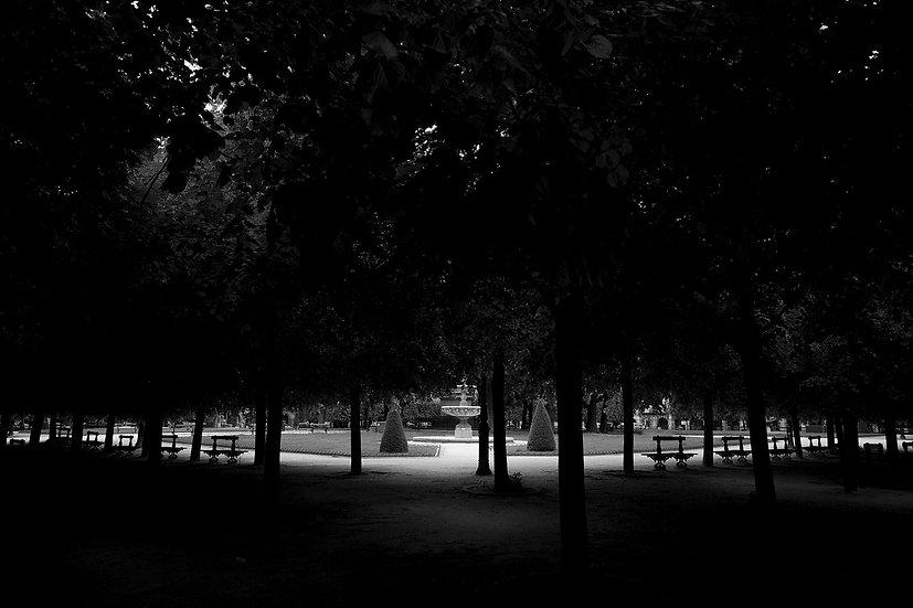 Jardin de la Place des Vosges