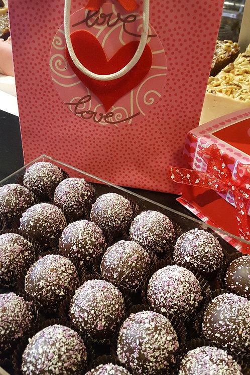 Mixed Chocolate Truffles