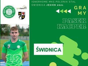Kolejny zawodnik FC Academy już w Świdnicy!