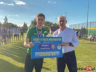 Biało-zieloni rozpoczynają walkę w Pucharze Polski