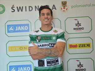 Raul Botura oficjalnie w Świdnicy. Wzmacniamy siłę ognia!
