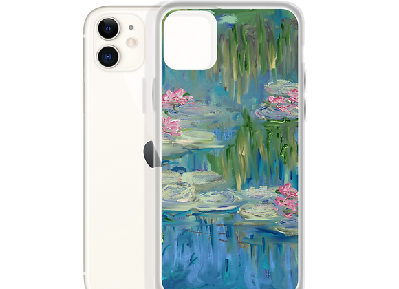 """""""Water Lily"""" 00.4 iPhone Case"""