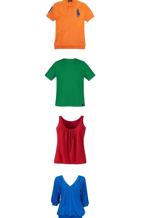Classification of Apparel- Part 1