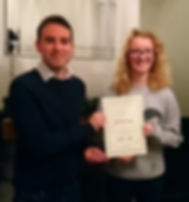 Eleanor guitar exam result cropped pic G