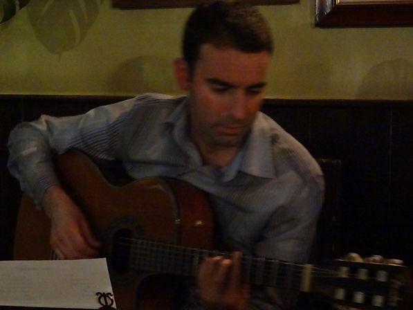 Christian Everett Guitar Performances