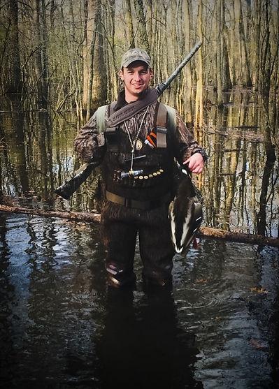 Duck Hunting | Flooded Timber | Stuttgart Arkansas | Mallard Duck | Premium | American Made | Dead Bird Duck Calls