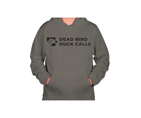DEAD BIRD DUCK CALLS LOGO HOODIE