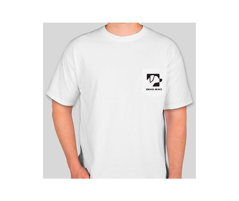 DEAD BIRD LOGO POCKET T-SHIRT