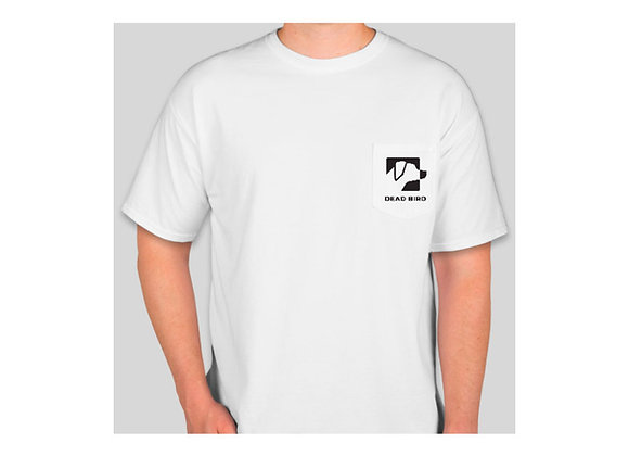 Dead Bird Duck Calls Unisex Logo Pocket t-shirt Super Soft Preshrunk 100% Cotton