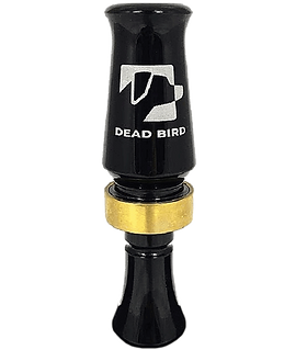 Gloss Black | Dead Bird | Premium | American Made | Mallard | Duck Call