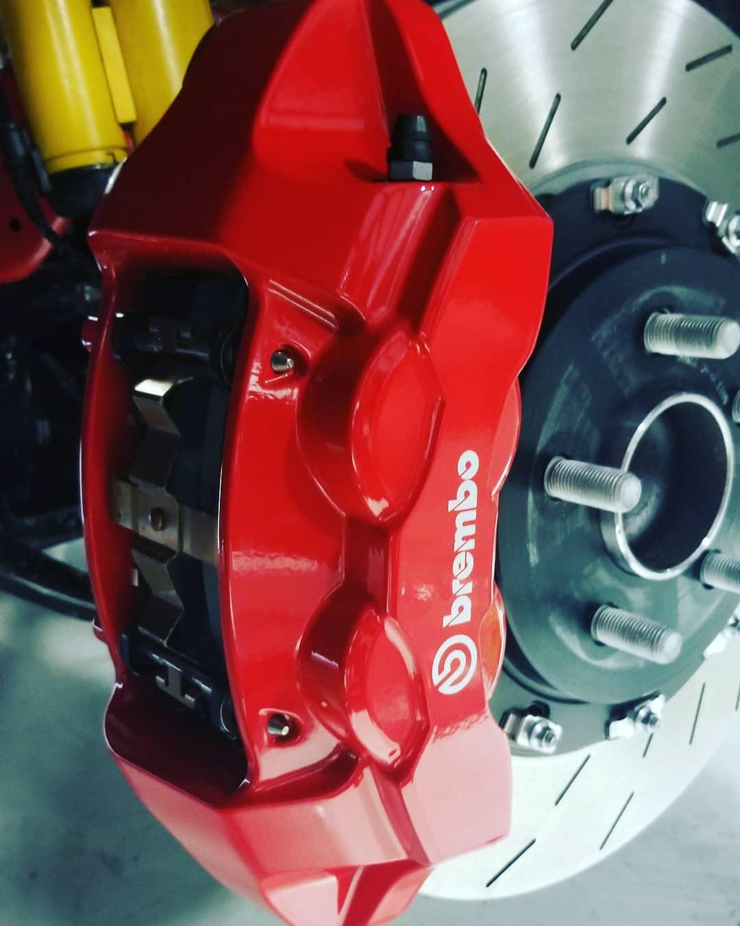 Ceramic Pro Wheel & Caliper package