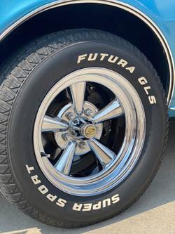 Ceramic Pro Wheel &Caliper