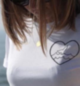 Le t-shirt «cœur baleine» fait son ent