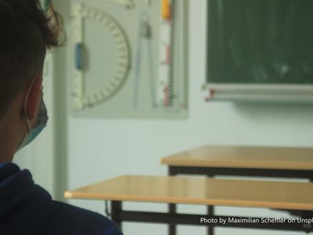 Update: COVID-19 in European schools